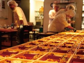 【西28丁目】お弁当のセントラルキッチン調理スタッフ